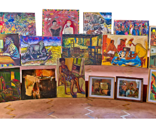 Paintings: A Select Collection